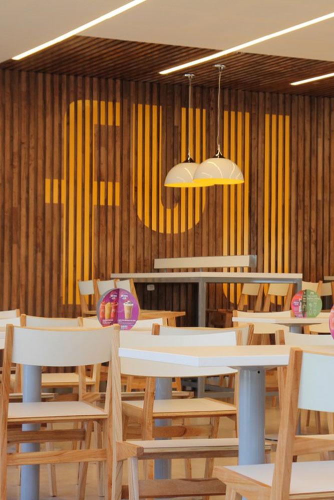 mobiliario para proyectos profesionales y gastronomía