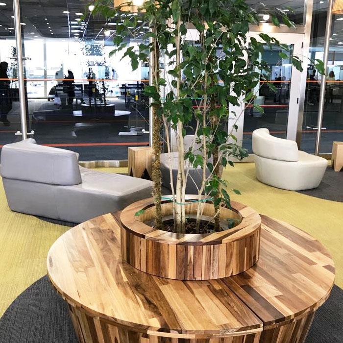 mobiliario para espacios corporativos