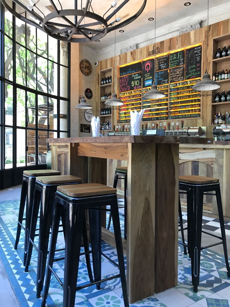 muebles para gastronomía