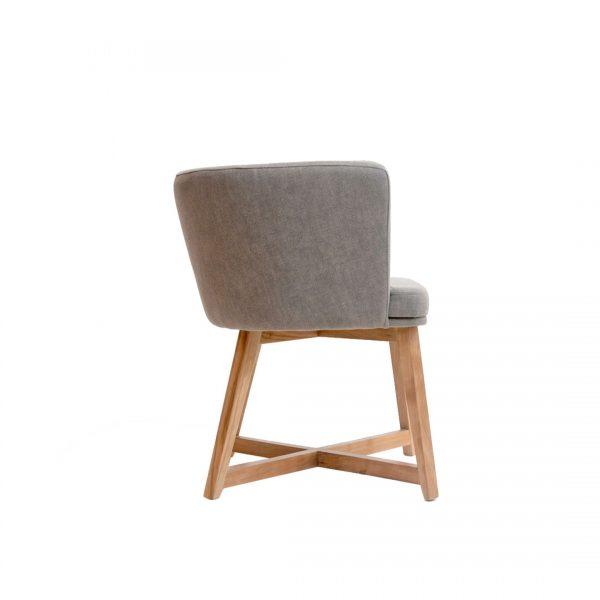 silla tapizada