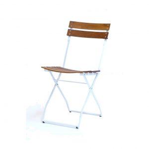 silla exterior