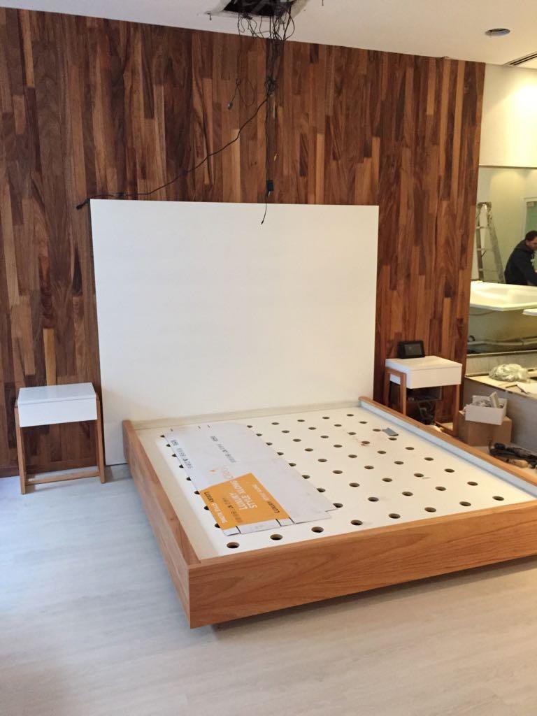 muebles para hotelería